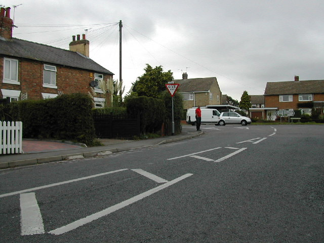 Road Junction at Borrowash
