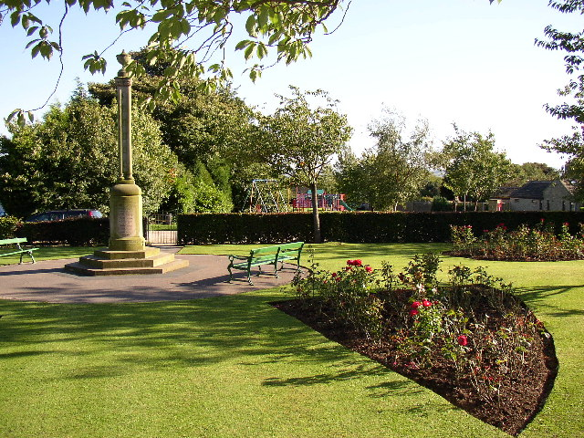 War Memorial Garden, Norwood Green