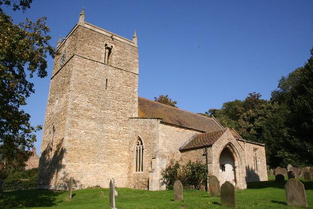St.Chad's church, Harpswell, Lincs.