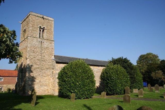 St.Michael's church, Glentworth, Lincs.