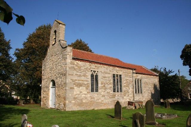 St.Michael's church, Cammeringham, Lincs.