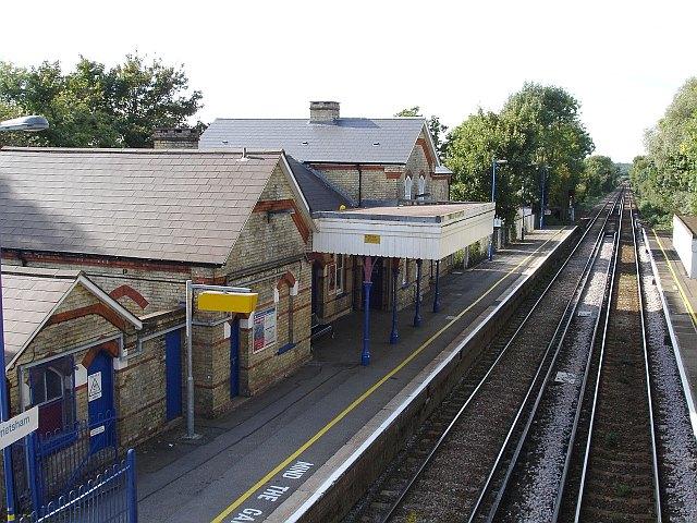 Harrietsham station