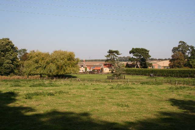Manor farm, Fillingham