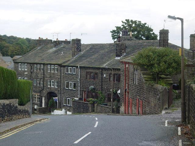 Lane End, Oakworth