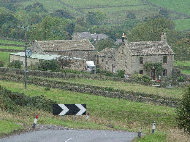 Farm near Darley Head