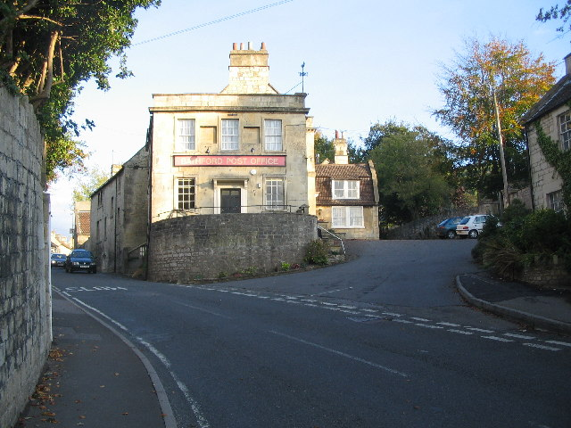 The Post Office at Bathford