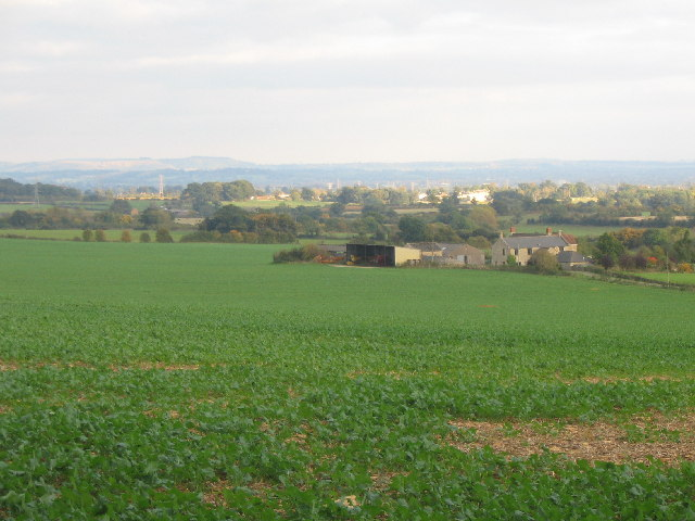 Norbin Barton farm