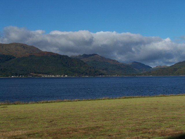 Loch Long and Ardentinny