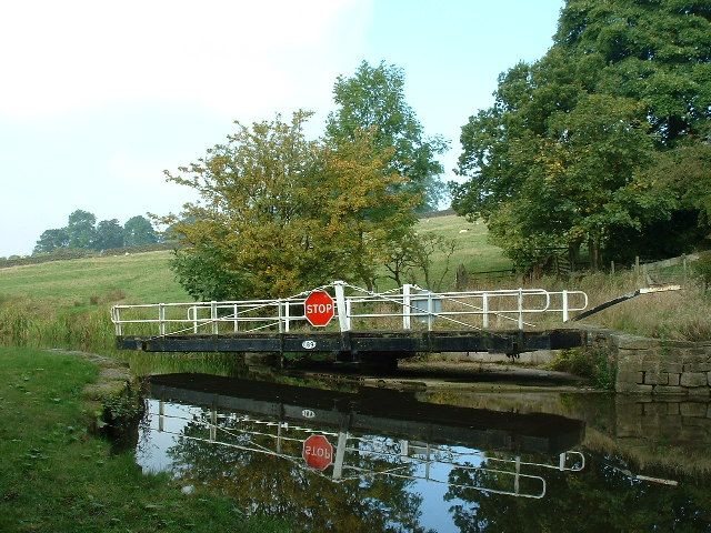 Bridge 189 Leeds & Liverpool Canal Silsden