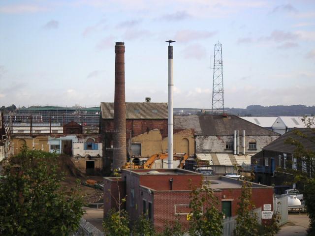 Former Glass Works, Wath-upon-Dearne
