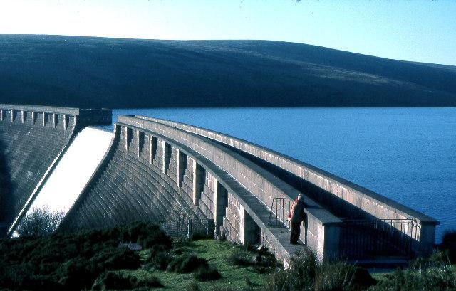 Avon Dam, South Dartmoor