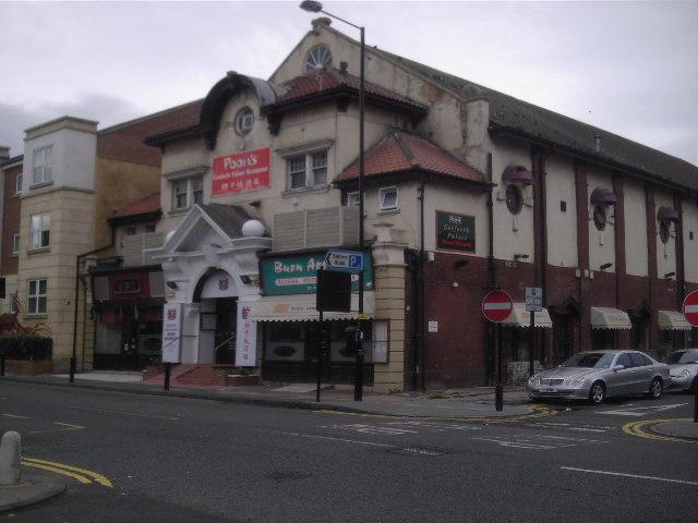 The Old Globe Cinema, Salters Road