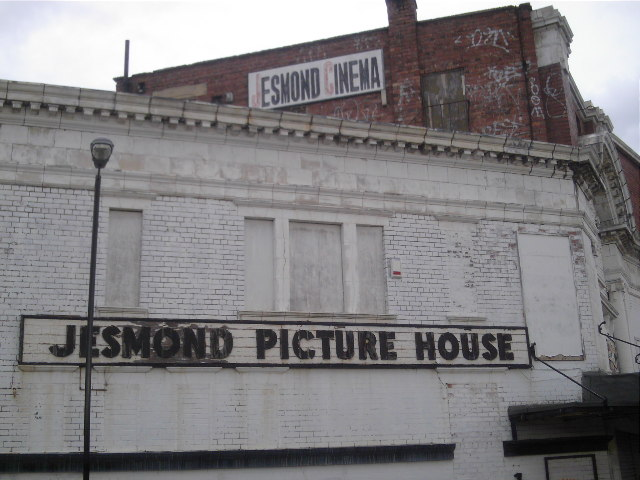 Upper Floors, Jesmond Cinema
