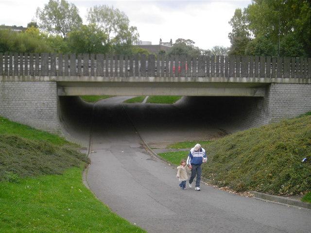 Exhibition Park Underpass