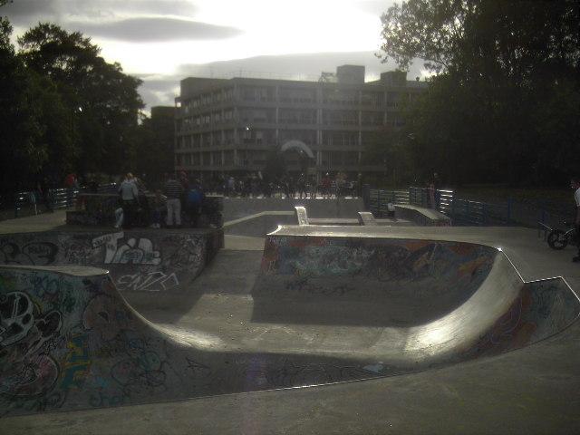 Exhibition Park Skate Park