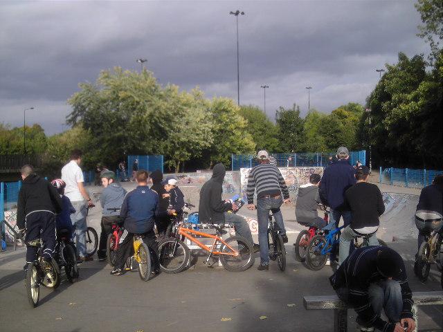 Exhibition Park Skate Park 2