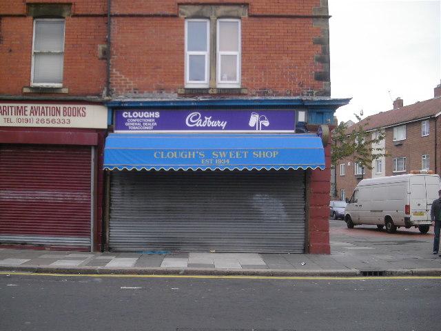 Clough's Sweet Shop