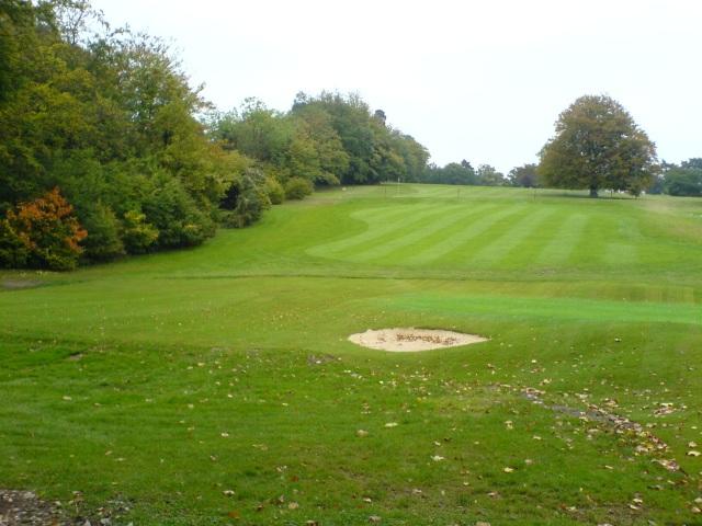 Tyrrell's Wood Golf Course
