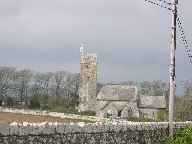 Church at Bosherton