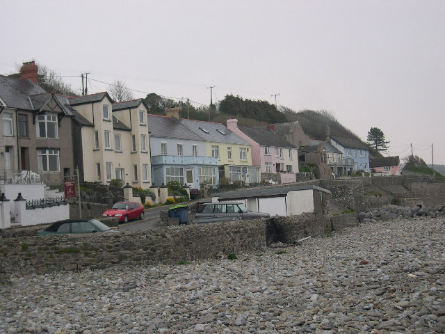 Amroth Sea Front