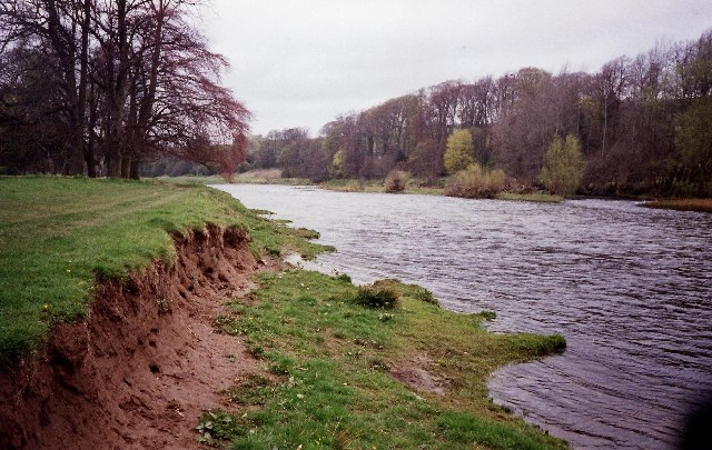 The Tweed west of Melrose