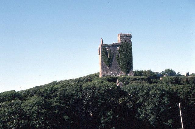 Ballinalacken Castle.