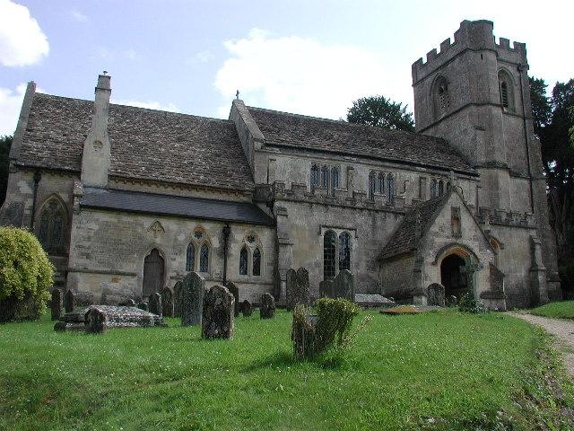COMPTON BASSETT, Wiltshire