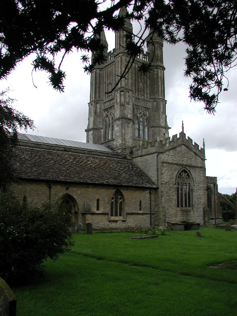 Cricklade St Sampson, Wiltshire