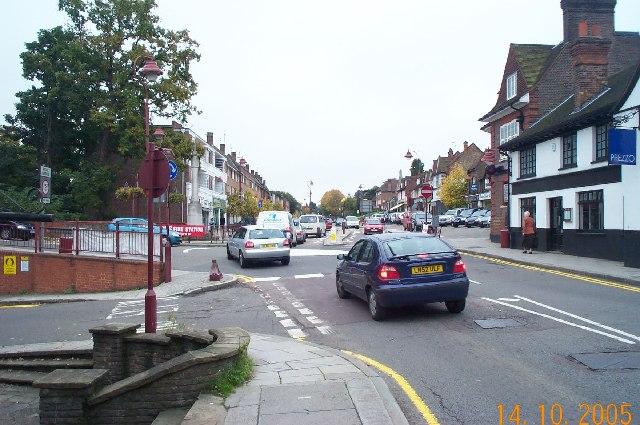 Radlett: Watling Street (1)