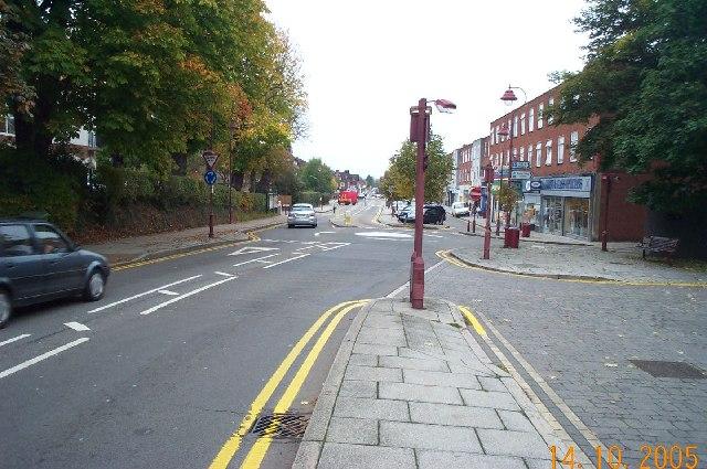 Radlett: Watling Street (2)