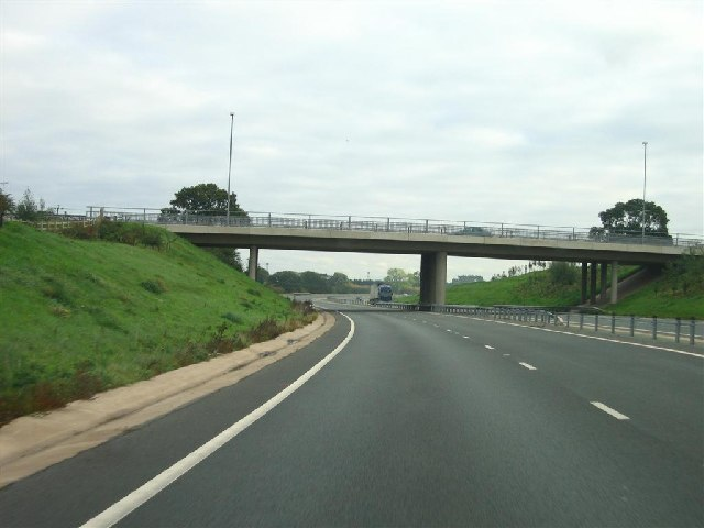 New A500 Dual Carriageway