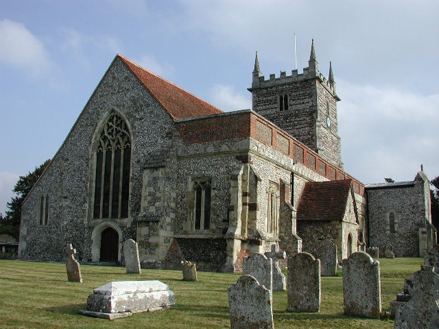 St Lawrence's Church, Downton