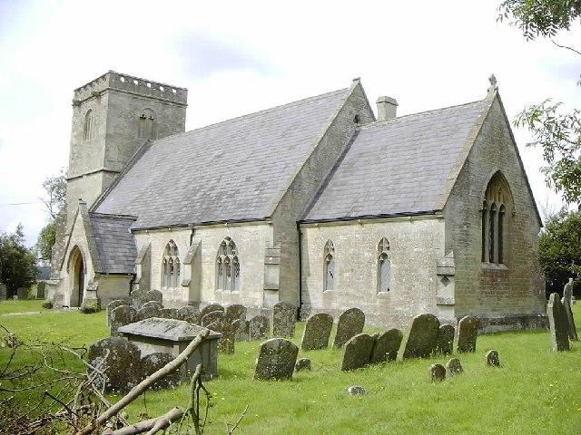 Garsdon, Wiltshire