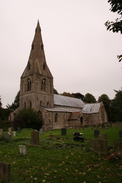 St.Mary's church, Frampton, Lincs.