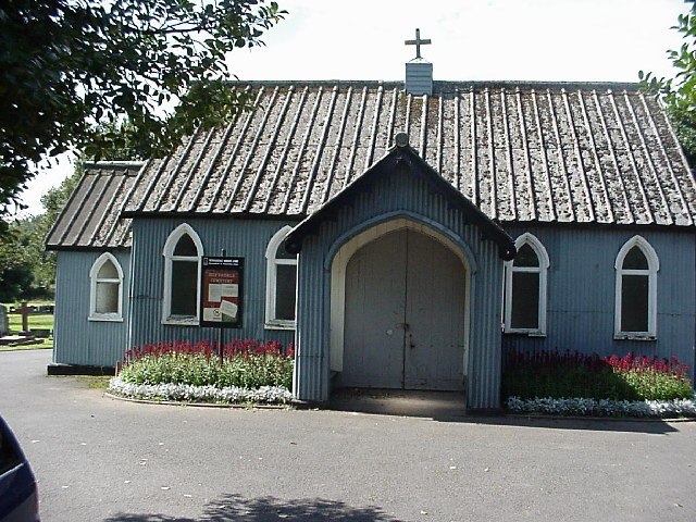 Chapel, Silverdale Cemetery