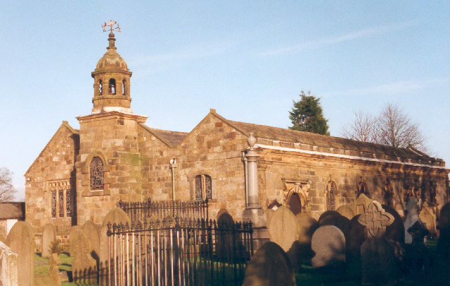 St Anne's Church, Woodplumpton