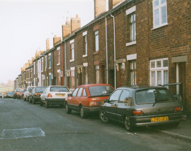 Diglake Street, Audley