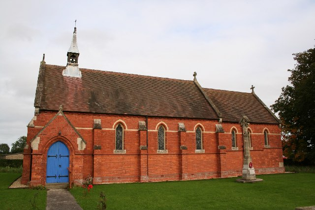 All Saints' church, Great Steeping, Lincs.