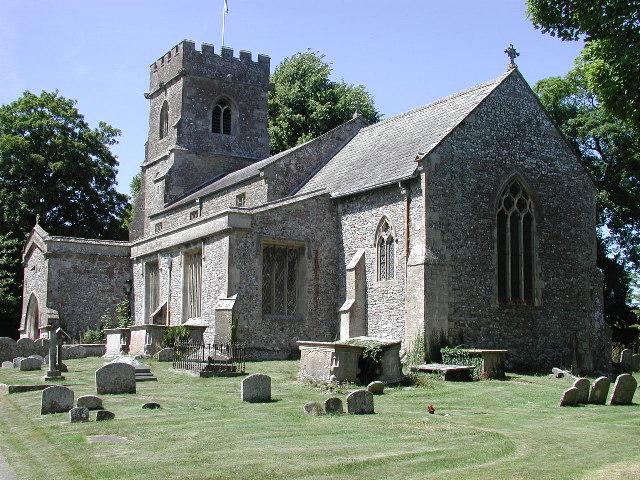OGBOURNE ST GEORGE, Wiltshire