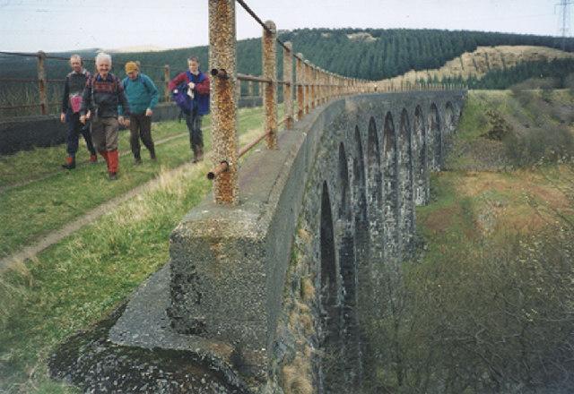 Blaen-y-Cwm Viaduct, Gwynedd