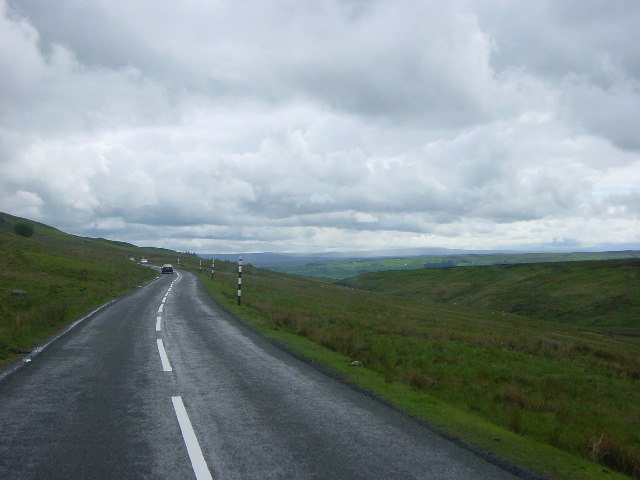 Road over Eggleston Common, Teesdale