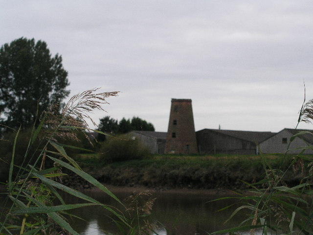 Disused Windmill At West Butterwick