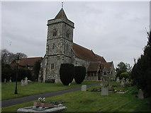 SU0834 : SOUTH NEWTON, Wiltshire by ChurchCrawler