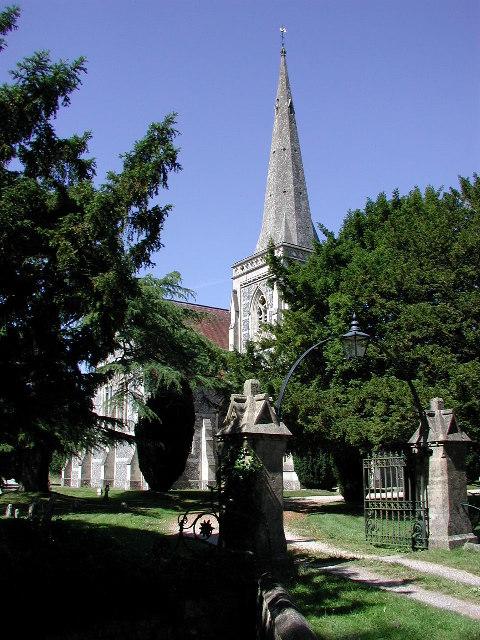 St Katharine's, (Savernake), Wiltshire