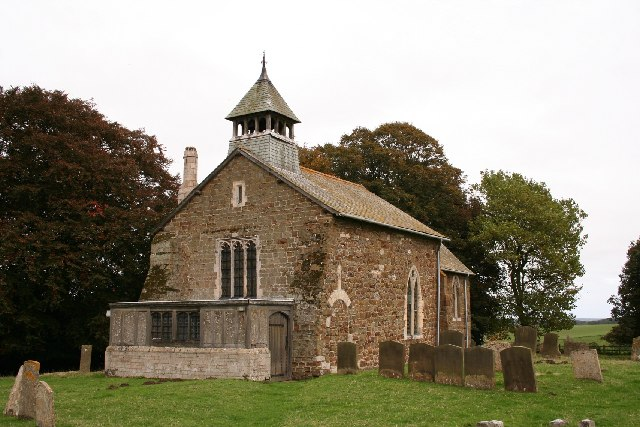 St.Peter's church, Lusby, Lincs.