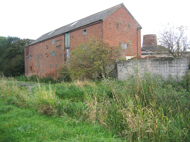Harby Granary, Leicestershire