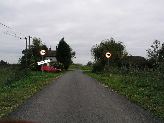 Eastern entrance to East Ferry