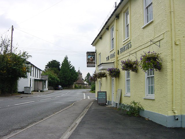 Coach & Horses, Sutton Scotney