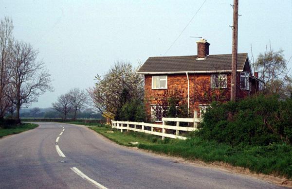 Hanby Lane Gatehouse, Willoughby, Lincs