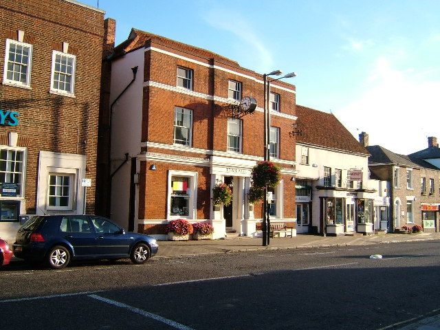 Town Hall, Witham, Essex